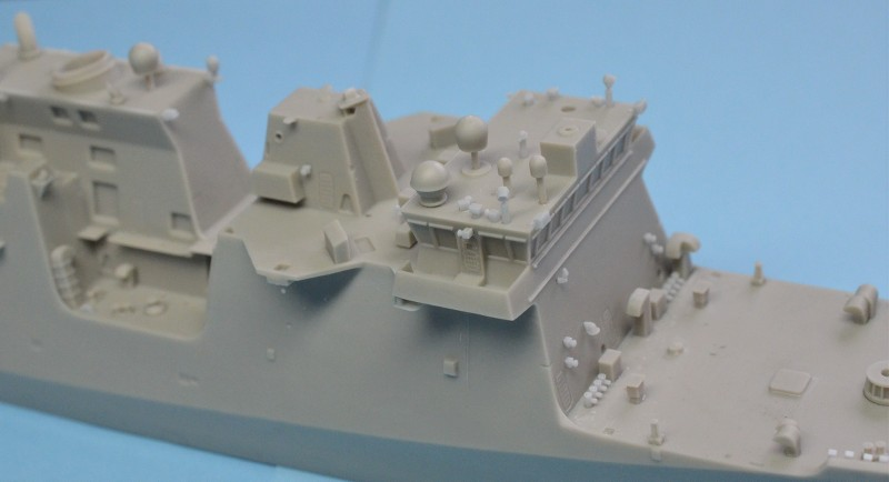 USCGS BERTHOLF 750 au 1/350 de chez Black Cat Model WTzrH6
