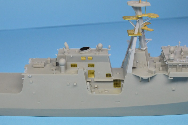 USCGS BERTHOLF 750 au 1/350 de chez Black Cat Model YuvmHW