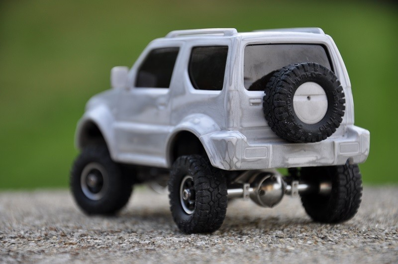 ORLANDOO HUNTER 1/35 devient Jimny au 1/32 ! - Page 2 G155Jt