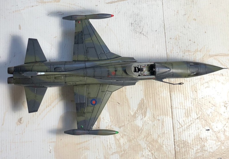 tiger - CF-5A TIGER HOBBIES 1/48 HPMmtd