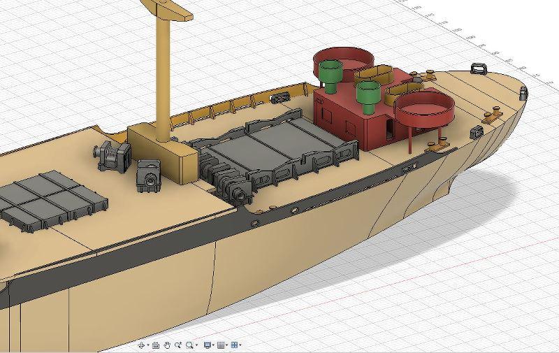 USS CAGE APA-168 au 1/350 - Page 2 7qkx8q