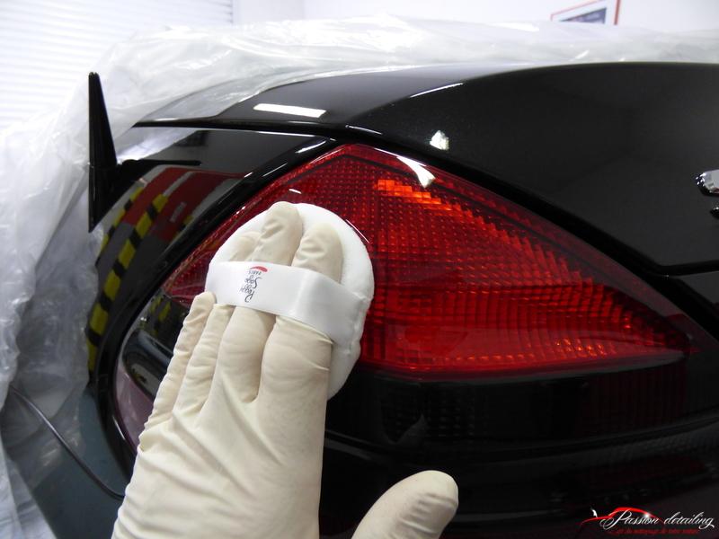 [Rénovation, esthétique, detailing autos] mercedes SL 55AMG 7sTPMW