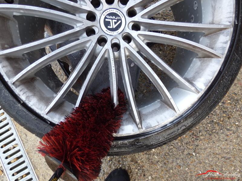 [Rénovation, esthétique, detailing autos] mercedes SL 55AMG 9RT5BW