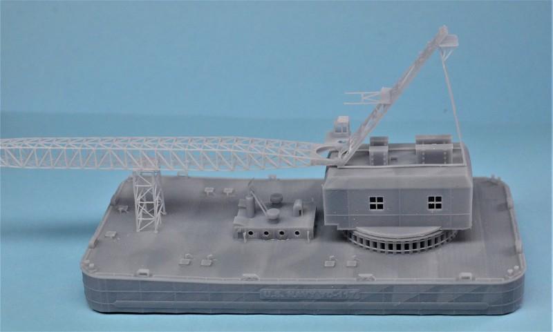 Grues sur barges & remorqueur (Impression 3D 1/350°) de NOVA73 EH1wOi