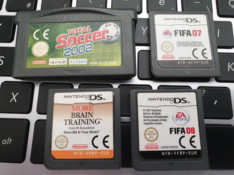 [ECH] WiiU / Wii / NES / NDS / N64 / GBA [maj : 28/05] IDf0UT