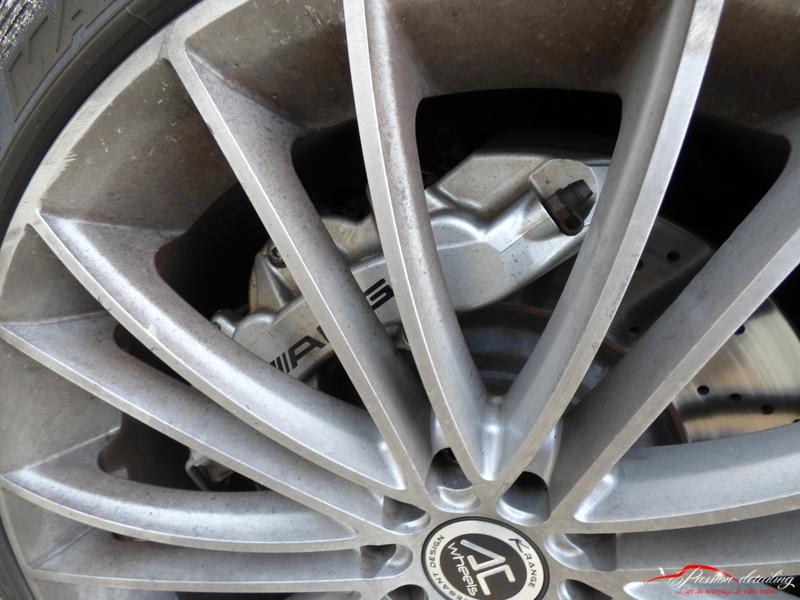 [Rénovation, esthétique, detailing autos] mercedes SL 55AMG ORBVI2
