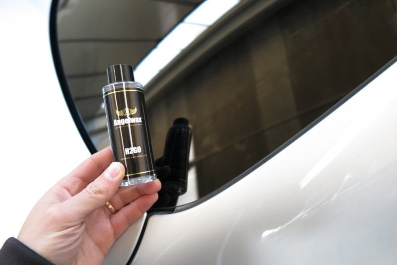 Admin Vs Mercedes C400 4 Matic Gtechniq Crystal Serum Black Q1CDiP