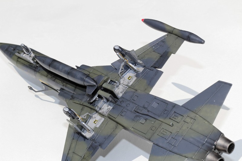 tiger - CF-5A TIGER HOBBIES 1/48 Vxfsir