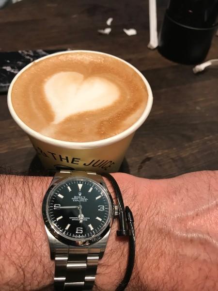 Pause café et montre (toutes marques) - tome III A9JbDI