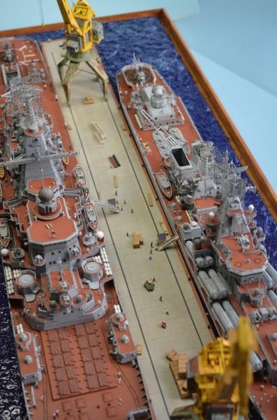 Diorama Class KIROV et Class SLAVA au 1/350 – Kit Trumpeter - Page 9 B3Jbei