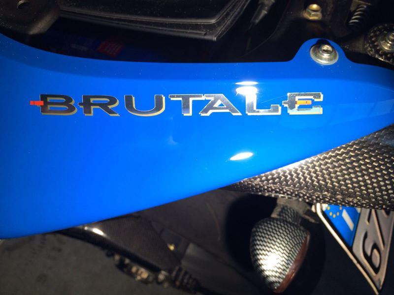 Admin & Brother vs MV Agusta Brutale America HHGorB