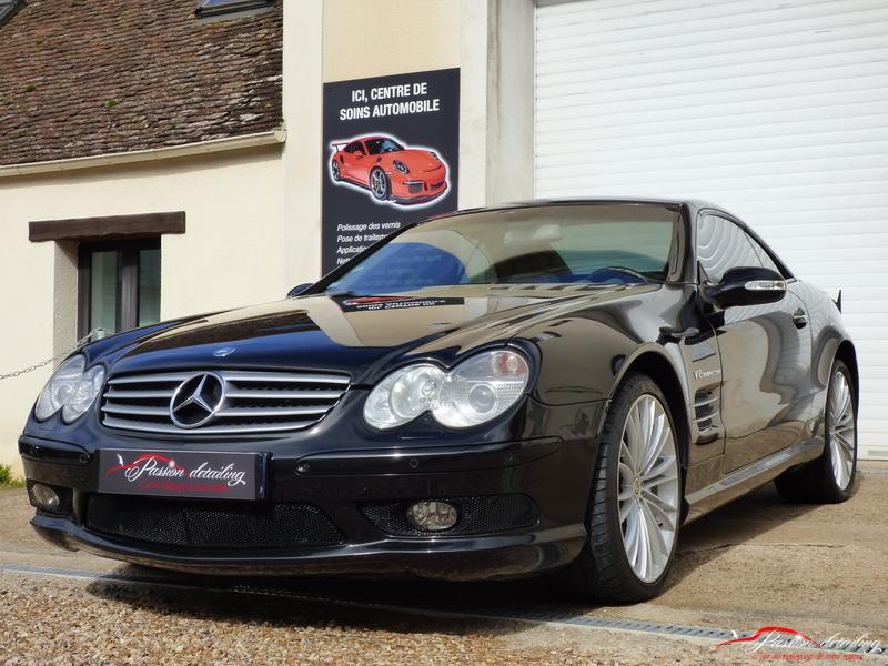 [Rénovation, esthétique, detailing autos] mercedes SL 55AMG QFIvyv