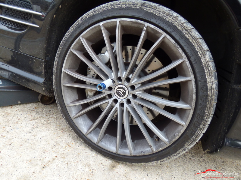[Rénovation, esthétique, detailing autos] mercedes SL 55AMG TigG5l