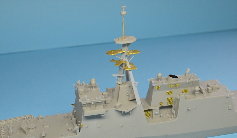 USCGS BERTHOLF 750 au 1/350 de chez Black Cat Model XEpVSN