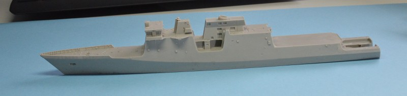 USCGS BERTHOLF 750 au 1/350 de chez Black Cat Model 6bumMA