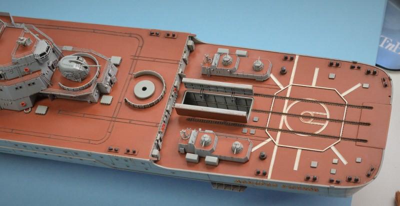 Diorama Class KIROV et Class SLAVA au 1/350 – Kit Trumpeter - Page 5 91sICK