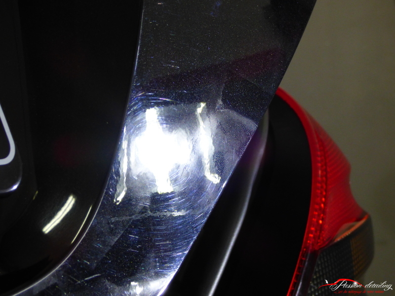 [Rénovation, esthétique, detailing autos] mercedes SL 55AMG FehhF9