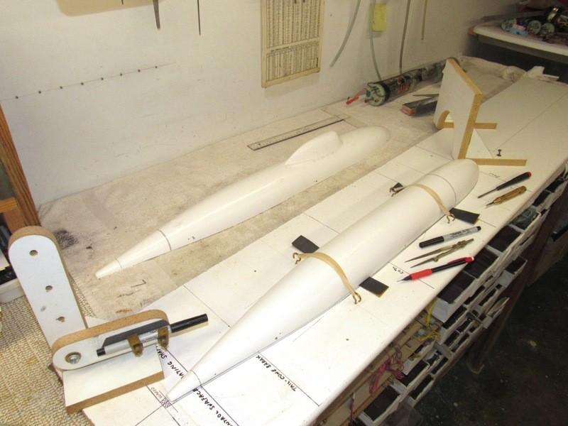 upgrading the SSY 1/96 ALFA kit HKhmBS