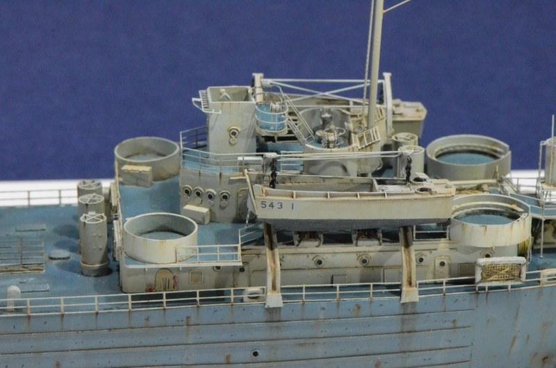 Diorama Port Mulberry A Omaha Beach 16 Juin 1944 au 1/350 - Scratch sur base Iron Shipwrights, Trumpeter et l'Arsenal HQxxGE