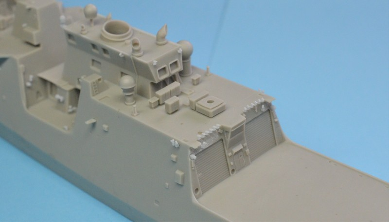USCGS BERTHOLF 750 au 1/350 de chez Black Cat Model MCyqyQ