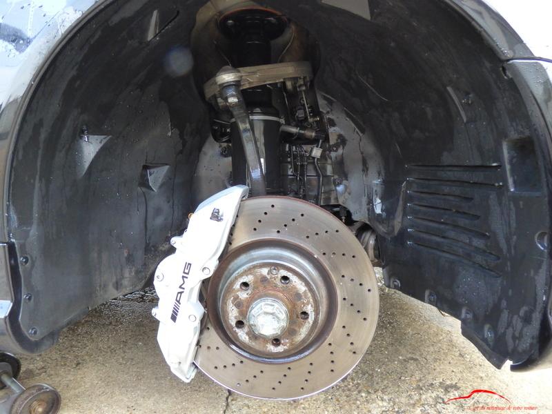 [Rénovation, esthétique, detailing autos] mercedes SL 55AMG P3nbY2