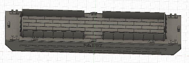 Grues sur barges & remorqueur (Impression 3D 1/350°) de NOVA73 PVyhuO