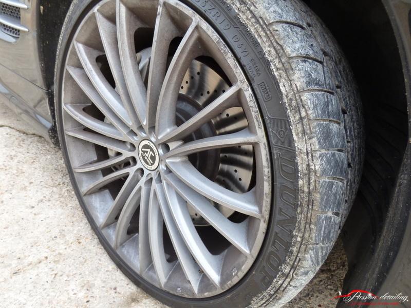 [Rénovation, esthétique, detailing autos] mercedes SL 55AMG WiDHZS