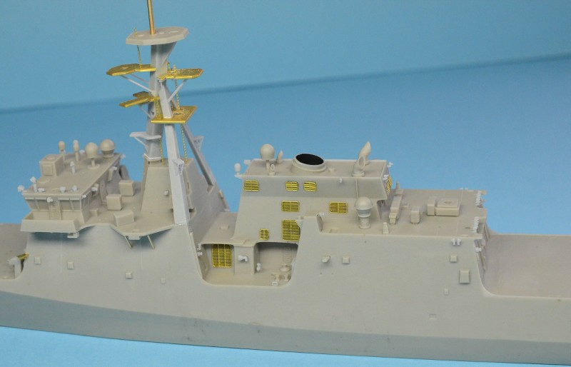 USCGS BERTHOLF 750 au 1/350 de chez Black Cat Model XGdEwG