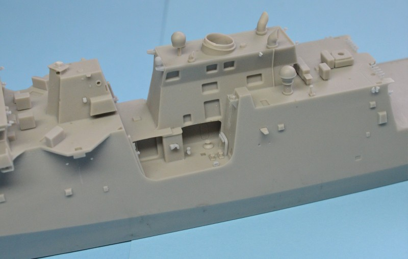 USCGS BERTHOLF 750 au 1/350 de chez Black Cat Model Z6VspA