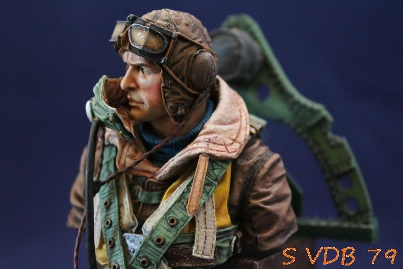 Pilote RAF 1/12 CePQpn