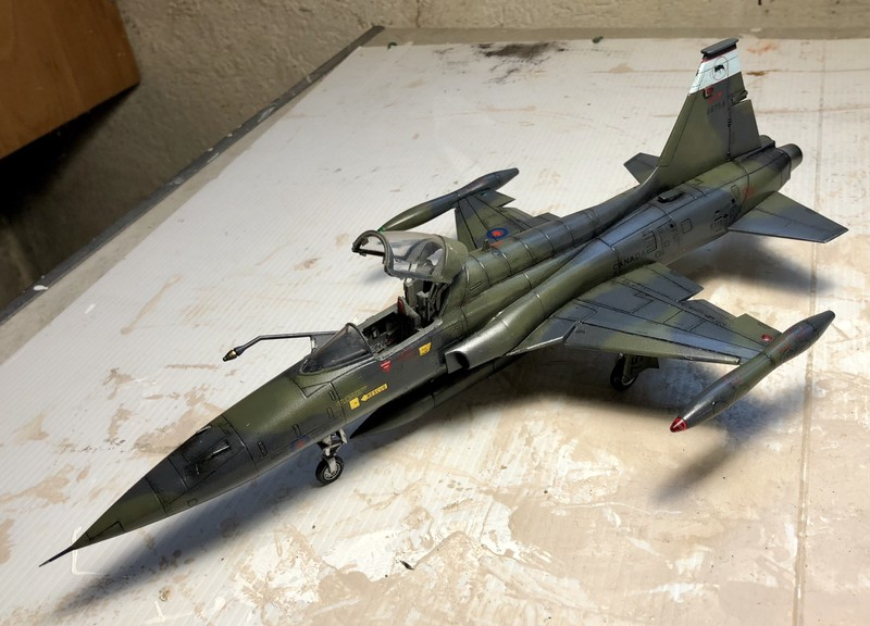 tiger - CF-5A TIGER HOBBIES 1/48 EBNU0j