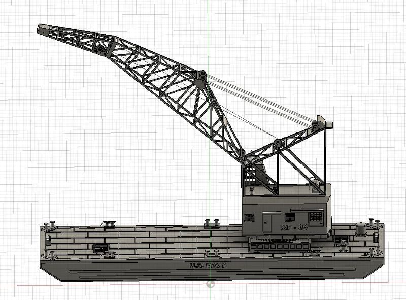 Grues sur barges & remorqueur (Impression 3D 1/350°) de NOVA73 ET2A8p