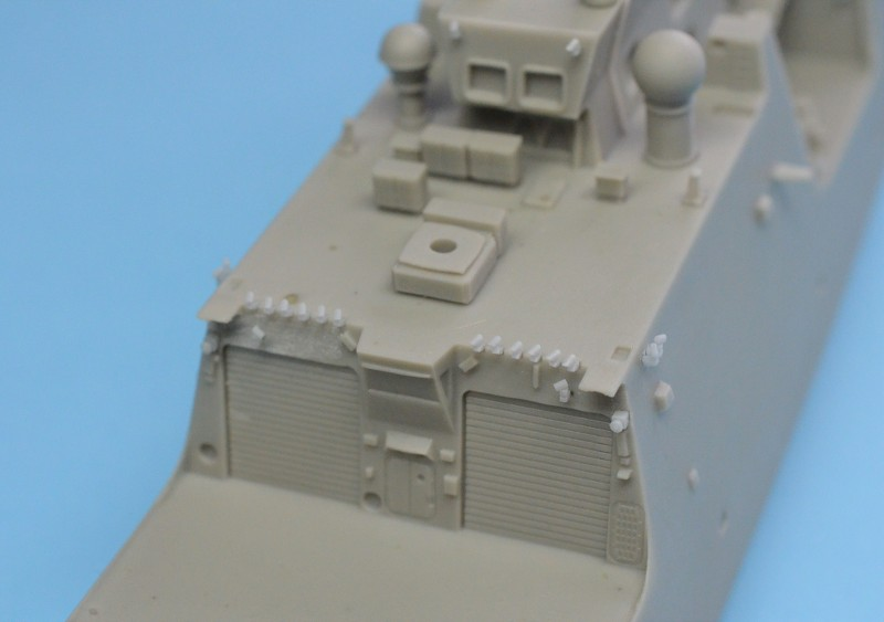 USCGS BERTHOLF 750 au 1/350 de chez Black Cat Model HV27OR
