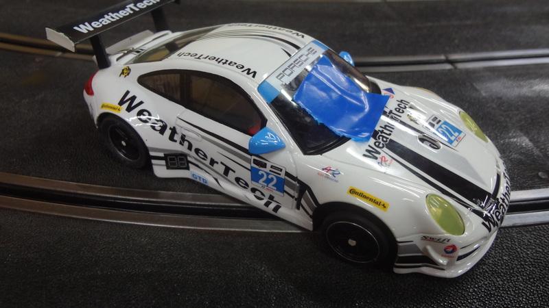 Torneo Porsche 997 NSR - Ronda 02 NQKATO