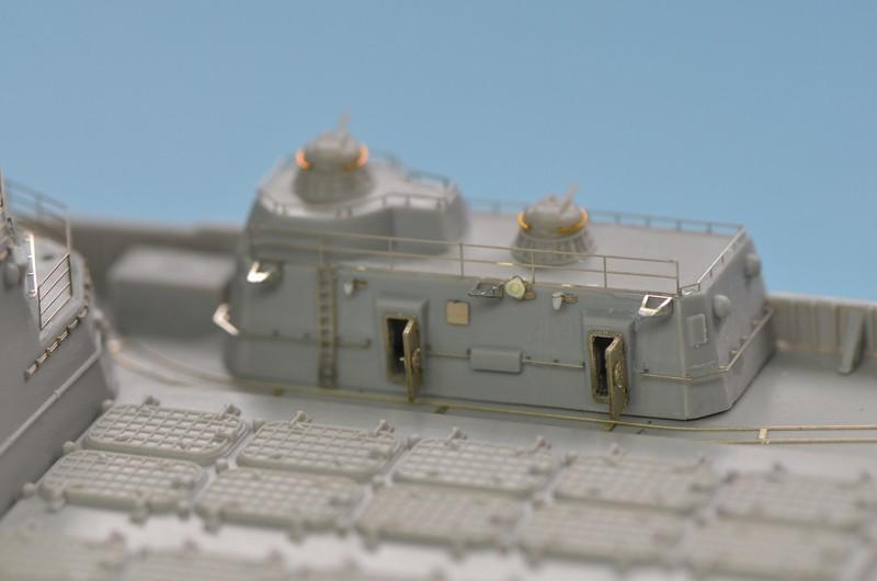 Diorama Class KIROV et Class SLAVA au 1/350 – Kit Trumpeter - Page 2 RAsPee