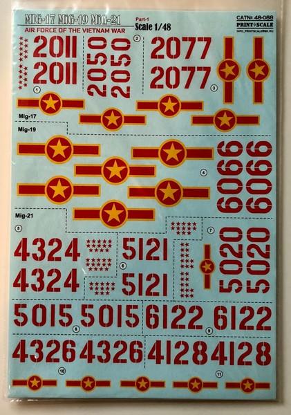 MIG 21PF NORD VIETNAM - EDUARD - 1/48 SXjvwM