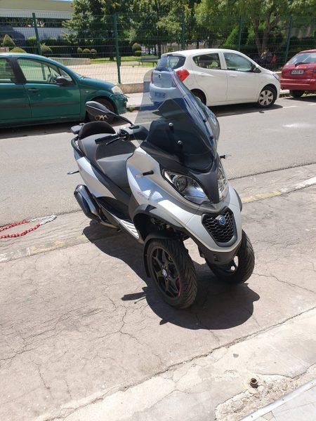 Mon 500 hpe advanced 2021 gris mat T7Uatd