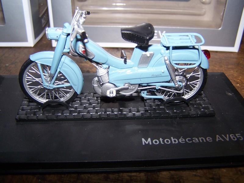 Cyclomoteurs en miniatures 57hA0z