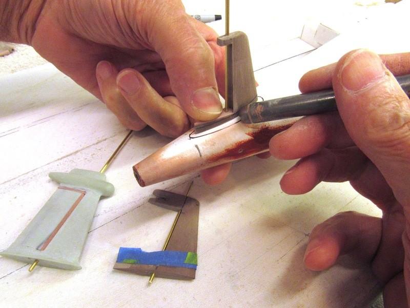 upgrading the SSY 1/96 ALFA kit 71TIur