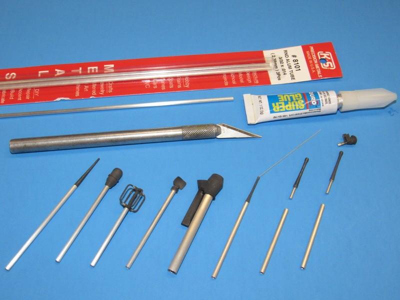 assembling the SWM 1/96 KILO 7vNhJa
