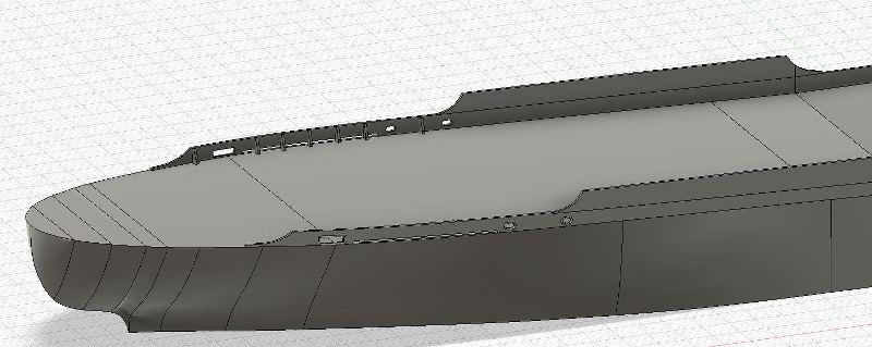 USS CAGE APA-168 au 1/350 CheidB