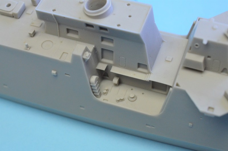 USCGS BERTHOLF 750 au 1/350 de chez Black Cat Model D361hR