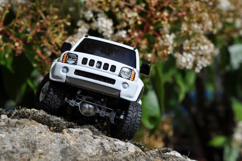 ORLANDOO HUNTER 1/35 devient Jimny au 1/32 ! - Page 3 Gn013f