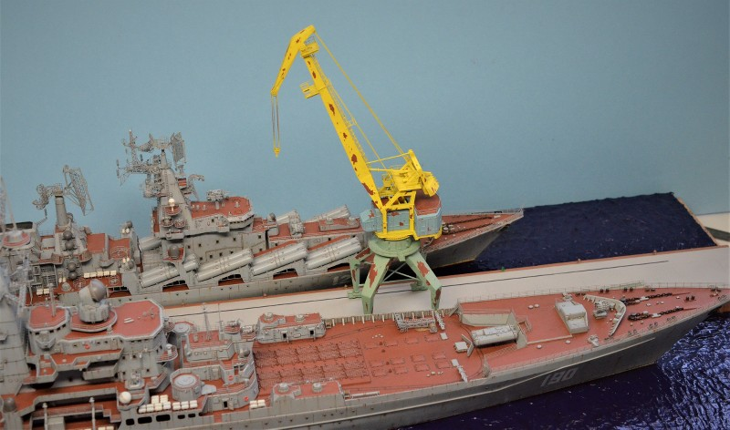 Diorama Class KIROV et Class SLAVA au 1/350 – Kit Trumpeter - Page 9 HS37oO