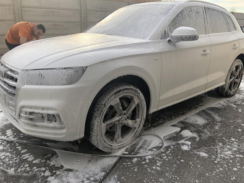 Admin&Brother vs Audi Q5 2018 Ikng9i