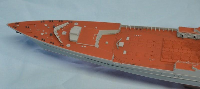 Diorama Class KIROV et Class SLAVA au 1/350 – Kit Trumpeter - Page 3 LiuRab