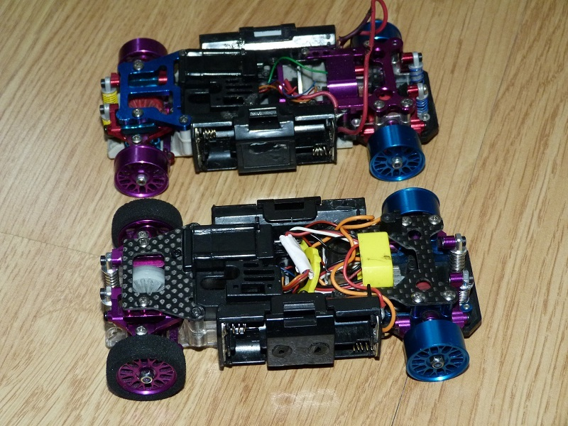 Mes Mini-Z et autres au 1/28 MVcY12