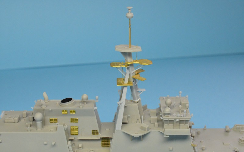 USCGS BERTHOLF 750 au 1/350 de chez Black Cat Model NjJ3X5