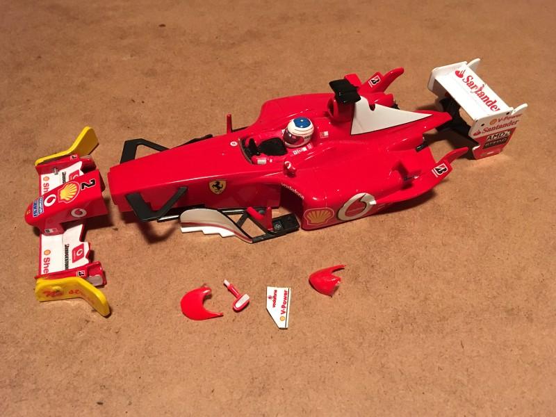 MR03 charbon full PN - Carrosserie F1 Ferrari P7gAgx