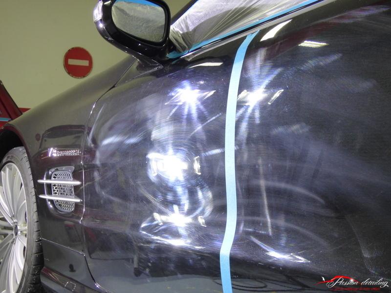 [Rénovation, esthétique, detailing autos] mercedes SL 55AMG PDDXEn